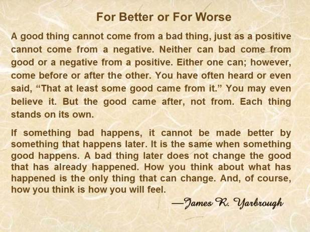 For Better or For Worse Neither Will be Changed 11-15-14