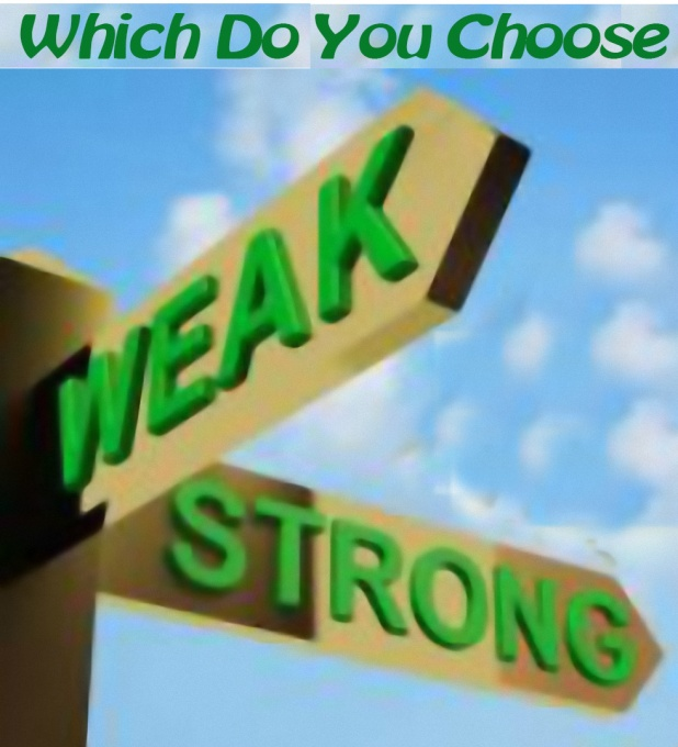 Weak_Strong With Text