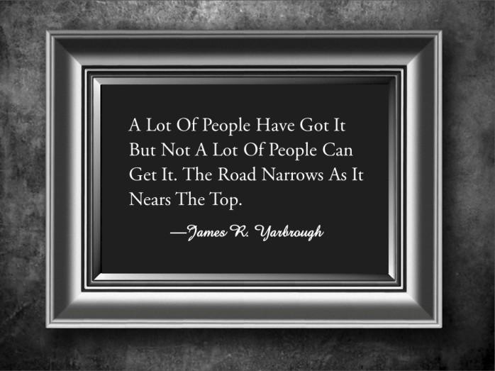 The Road Narrows 2-16-15