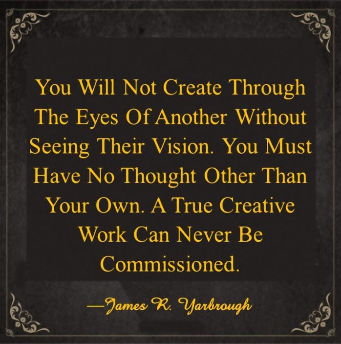 True Creation 3-25-15