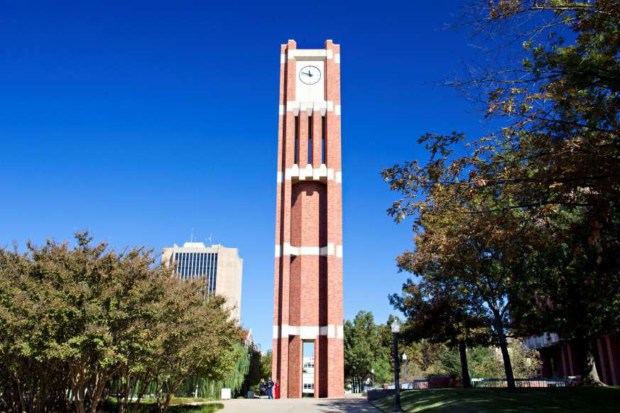 University of Oaklahoma Clock Tower