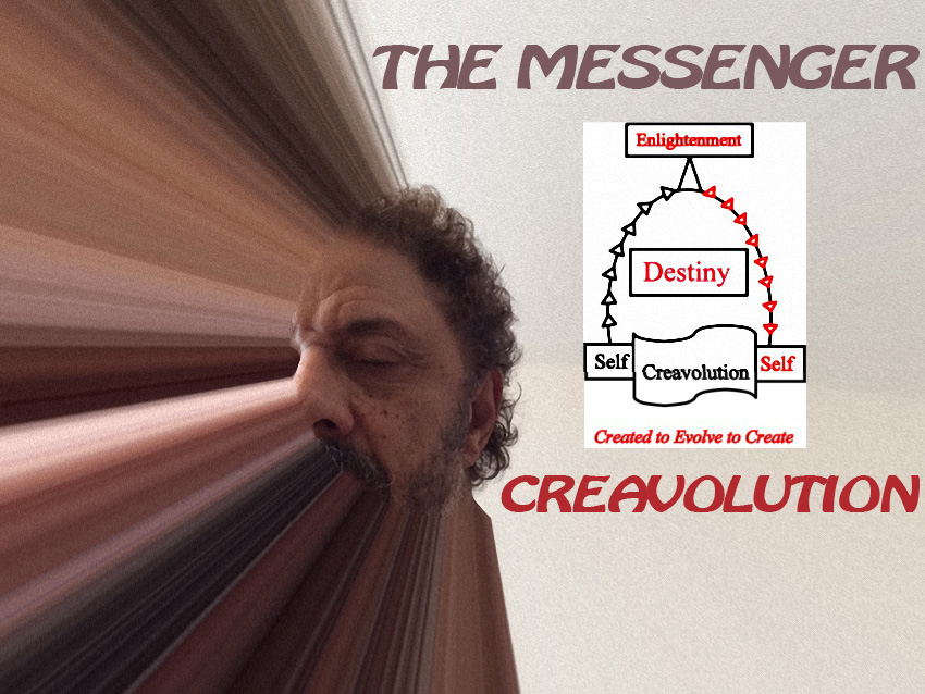 Creavolution The Messenger 6-22-15