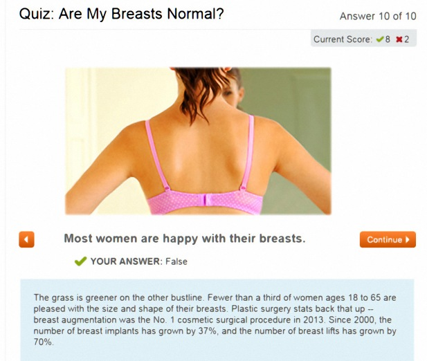 Are My Breast Normal