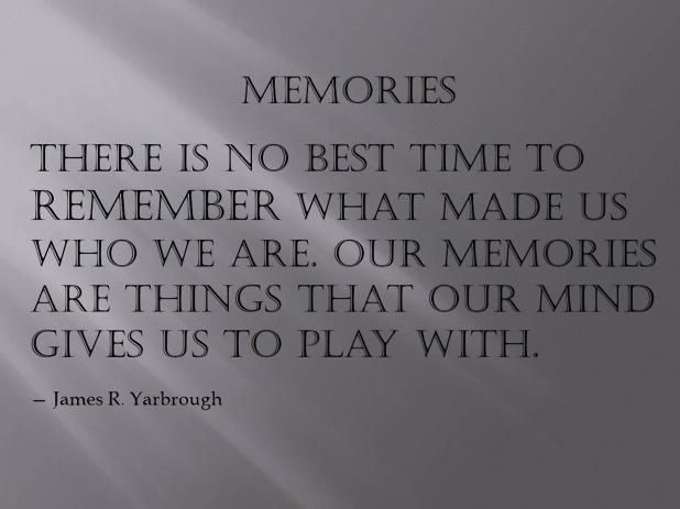 Memories 8-15-15