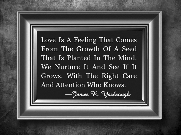 The Seed Of Love 8-20-15