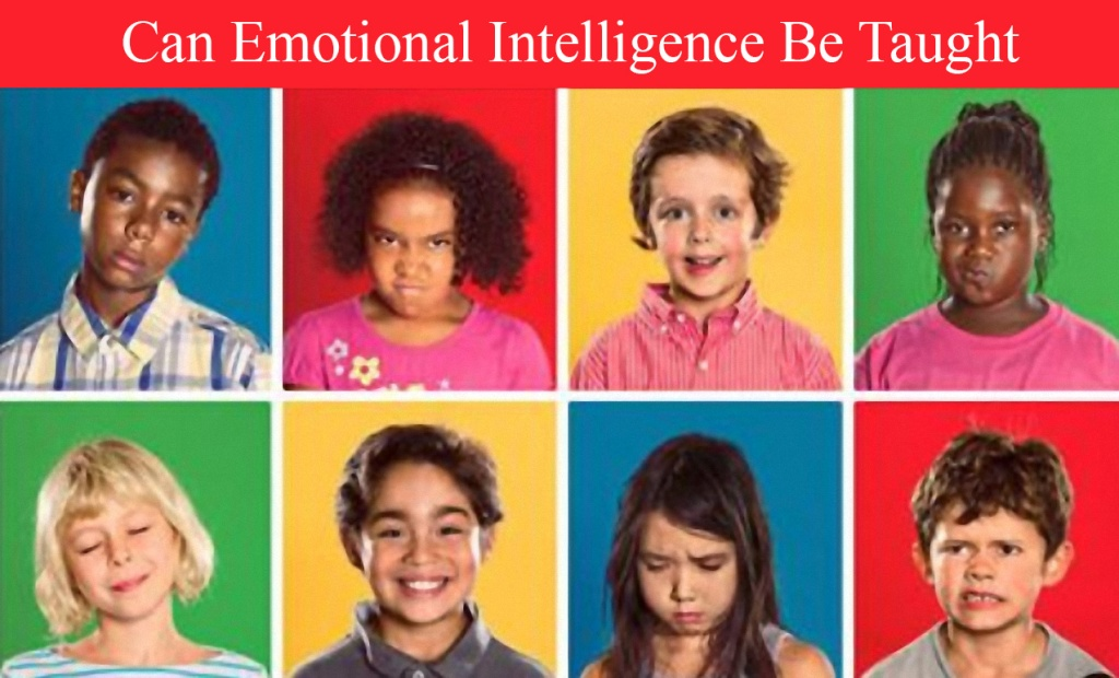 Can Emotional Intelligence Be Taught