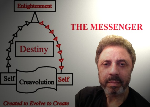 Enlightenment The Messenger (spot light) 1-13-16