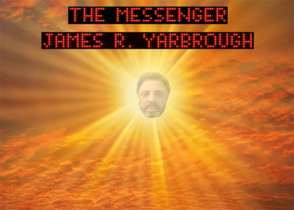 The Messenger James Head In Sunburst