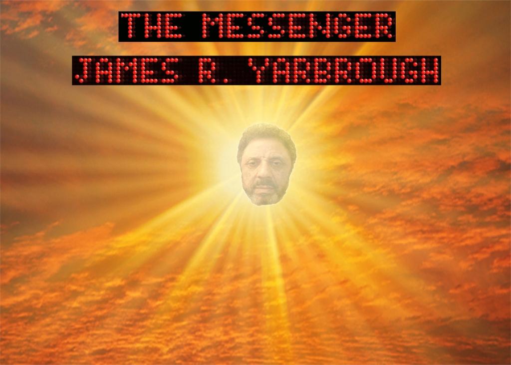 The Messenger James Head In Sunburst