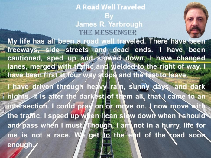 A Road Well Traveled The Messenger 2-24-16
