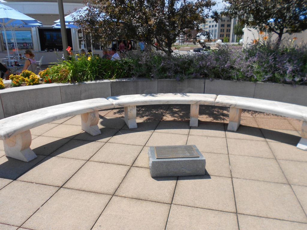 Otis Redding Memorial Madison Wisconsin