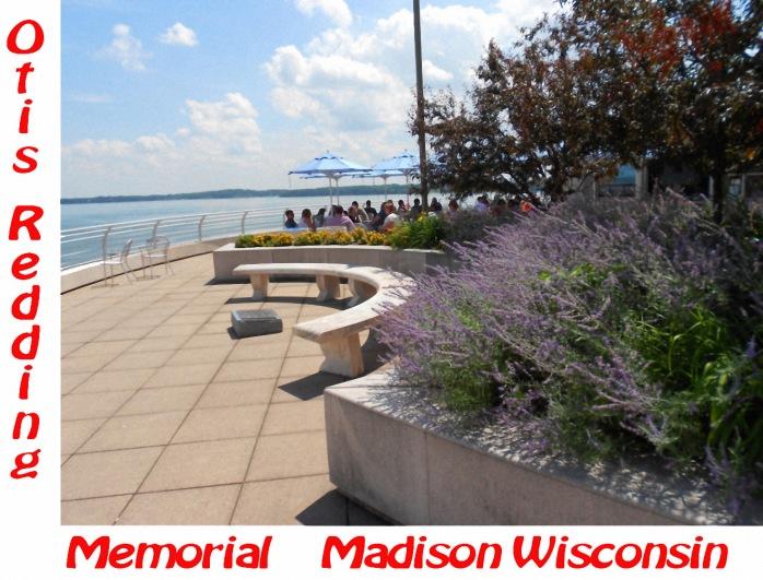 Otis Redding Memorial Southern View