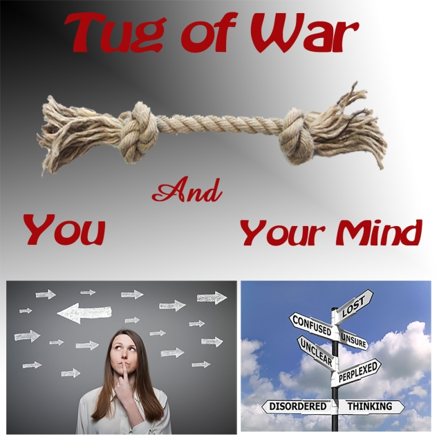 Your Mind and You Tug of War 3-9-16