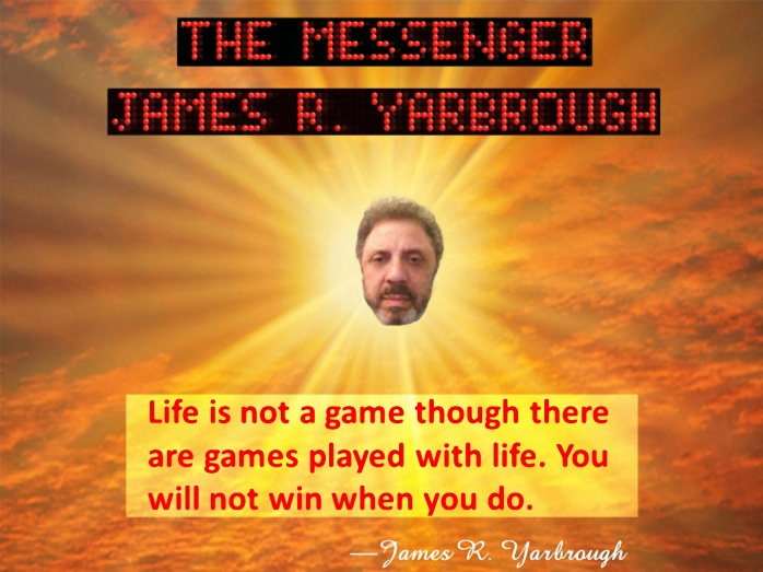 The Game of Life 4-12-16