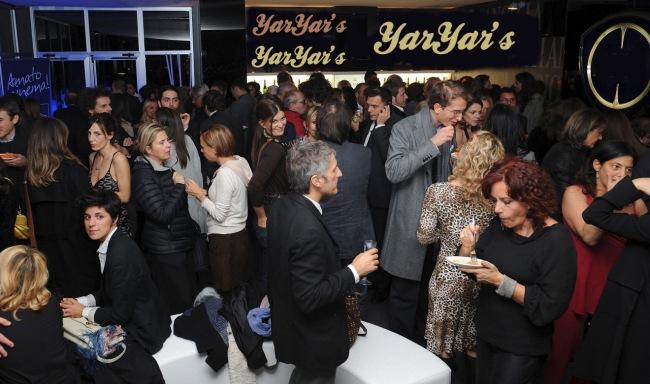 White People at YarYar's Party